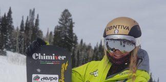 michela moioli snowboard livigno