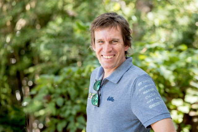 Il team manager Thomas Frischknecht