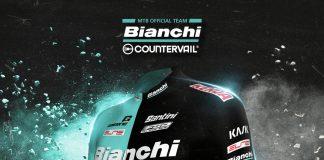 La divisa 2019 del team Bianchi Countervail