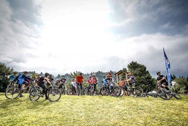 Bike Academy in Paganella