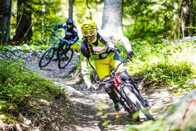 Sui trail di Dolomiti Paganella Bike