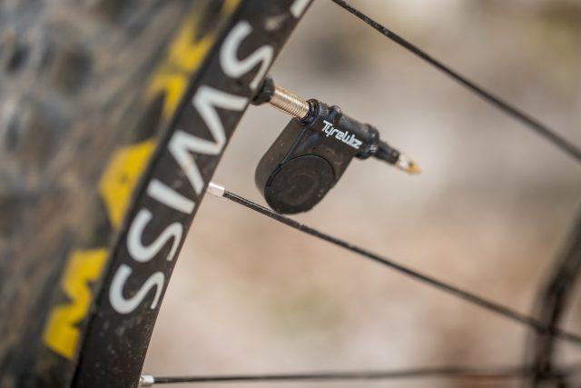 Quarq TireWiz per il tuning perfetto della pressione degli pneumatici