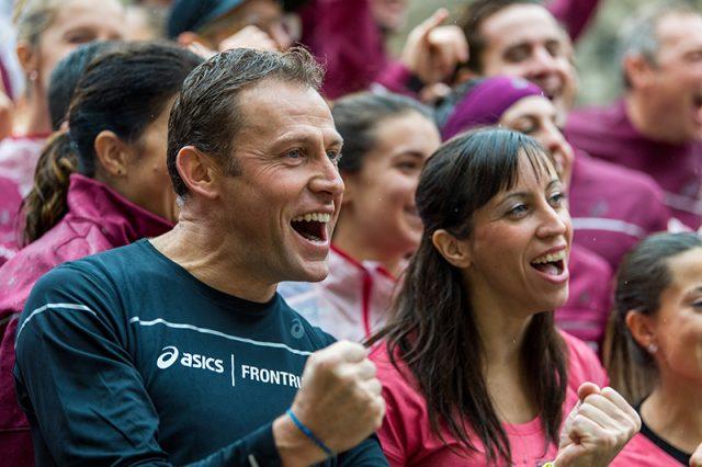 Stefano Baldini, energia infinita da Atene 2004 che lo vide vincitore della maratona olimpica