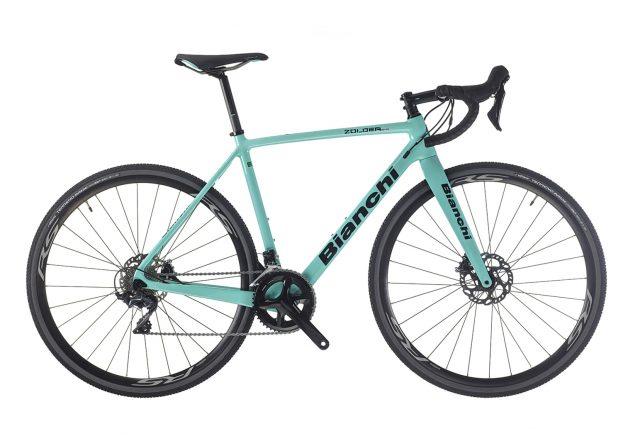 Bianchi Zolder Pro Disc, l'arma per il ciclocross del Team Bianchi Countervail