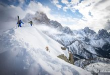 king od dolomites ski freeride