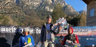 world rookie tour 2019 ski