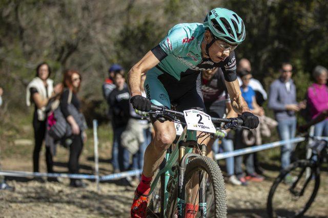 Stephane Tempier in azione alla Andora Race Cup
