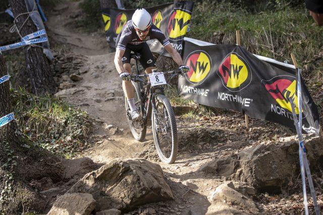 Andrea Tiberi ha chiuso la Andora Race Cup sul secondo gradino del podio