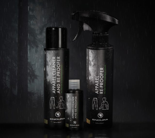 Endura Cleaner and Proofers