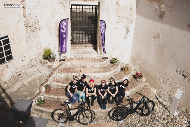 Le Liv Ambassador 2019 alla Fortezza di Castelfranco, a Finale Ligure