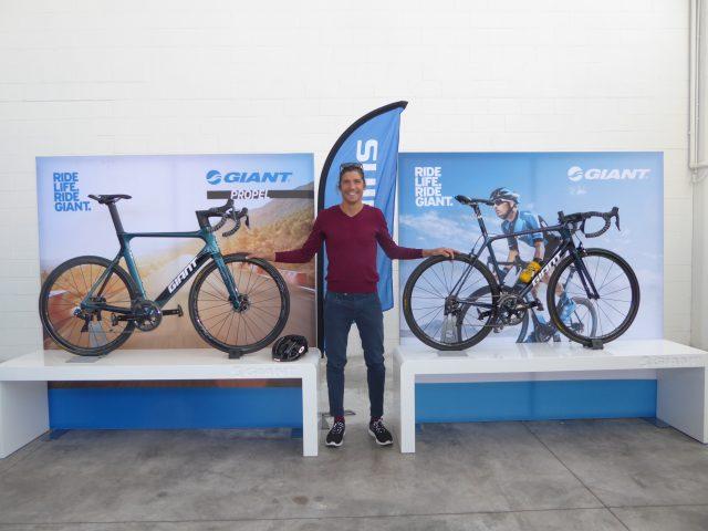 Shimano Giant Il Triathlon E I Freni A Disco 4actionsport