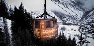 sauna ski