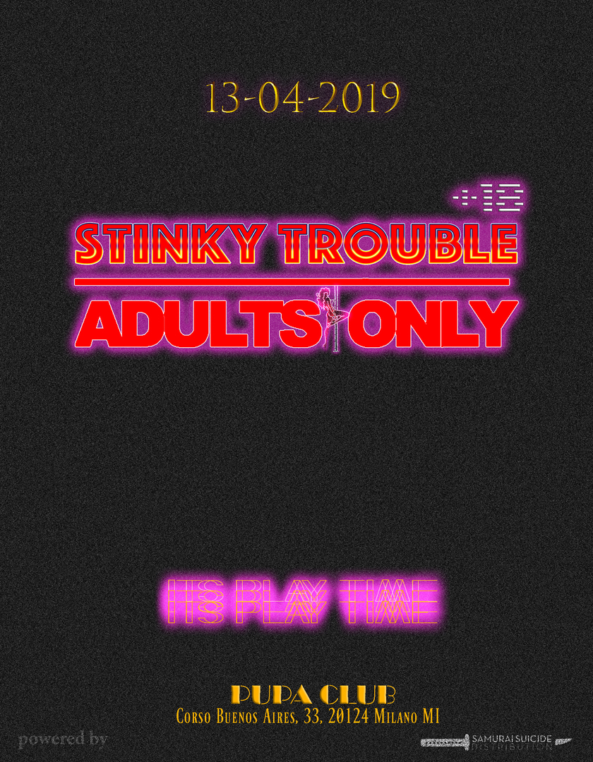 stinky-trouble-adults-only-premiere-pupa