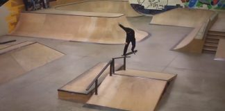 the pit skate riot