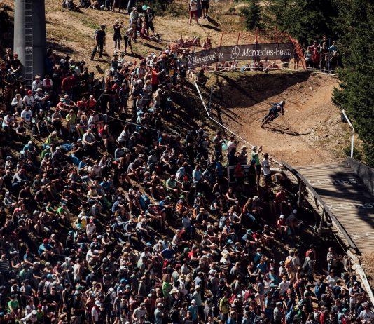 La francese Myriam Nicola è attesa a un ritorno ai vertici della downhill femminile