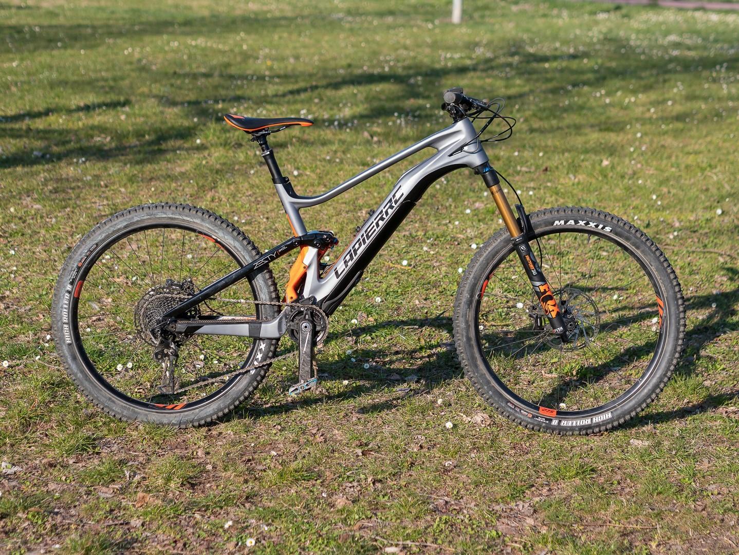 Lapierre eZesty AM LTD Ultimate - 7.729 €