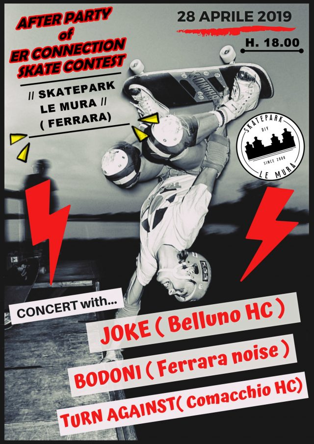 er-connection-ferrara-party