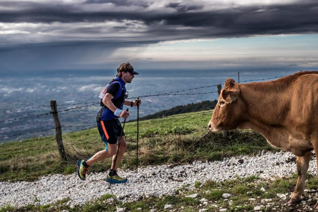 IL CMP Trail Bassano è anche introspezione, silenzio e solitudine che i trail runner conoscono e mano alla follia