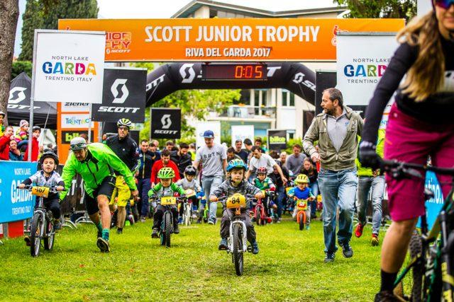 Scott Junior Trophy, dedicato ai bambini da 3 a 14 anni - foto: Garda Trentino SpA