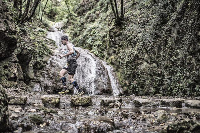 Uno dei passaggi più suggestivi del CMP Trail Bassano, raggiungibile sia con il percorso SHORT, che con quello LONG...ne vale la pena!