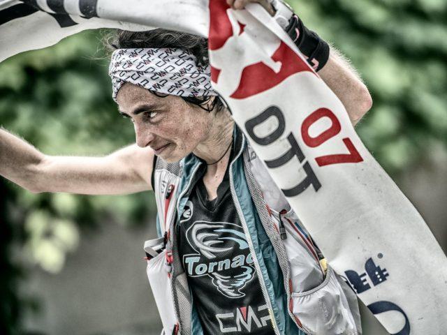 Silvia Rampazzo, vincitrice della Long di 43k nel 2018