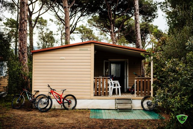 Il relax della vita in campeggio, al PuntAla Camping Resort