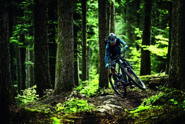 Sui trail con il nuovo Bosch Performance Line CX