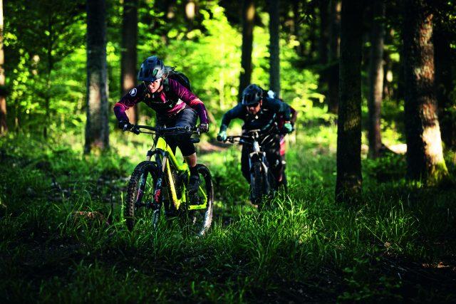 Il motore dell'eMountain bike con l'innovativa trasmissione conquista ogni luogo e garantisce risposta precisa, agilità sportiva e sprint rapidi