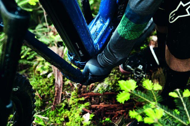 Le batterie Bosch PowerTube garantiscono un alto potenziale energetico durante ogni tour e, grazie alle dimensioni compatte e alle forme minimal, si integrano perfettamente nel design dell'eBike.