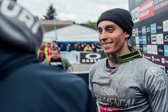 Il vincitore di Fort William 2019, il francese Amaury Pierron