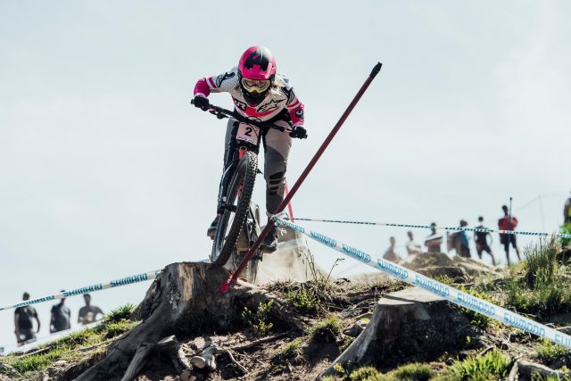 Tracey Hannah alla sua prima vittoria nel 2019 dopo tre prime posizioni in qualifica