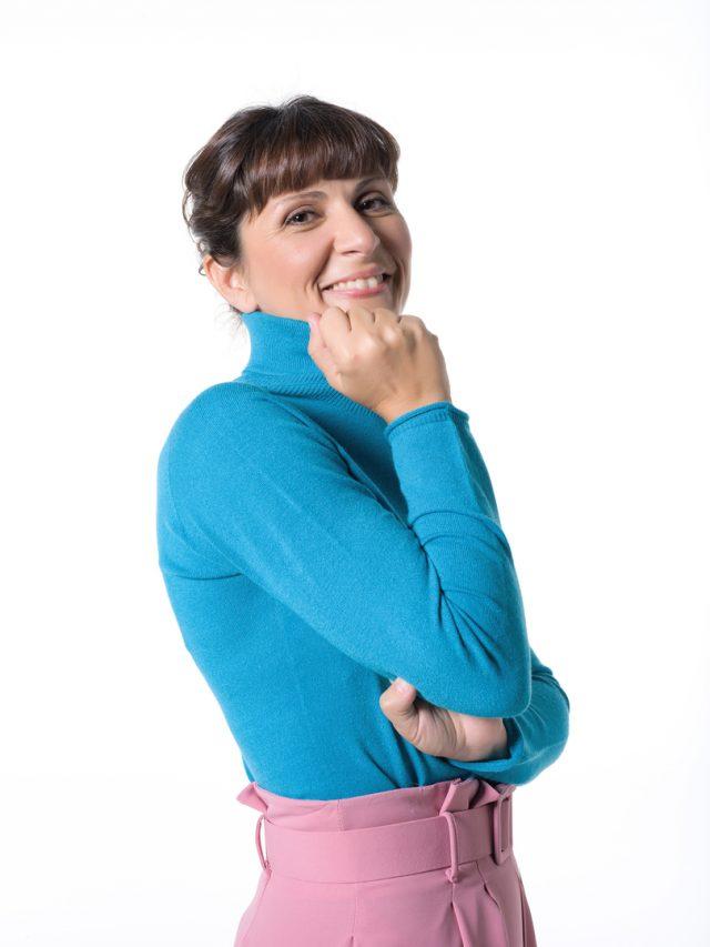 Annalisa Monfreda, direttore di Donna Moderna_ph.Testa