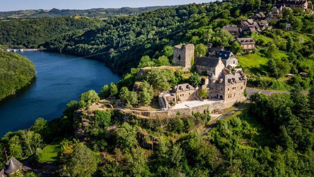 Nel cuore della regione francese dell'Aveyron