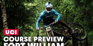 Fort William Video Preview - Gee Atherton