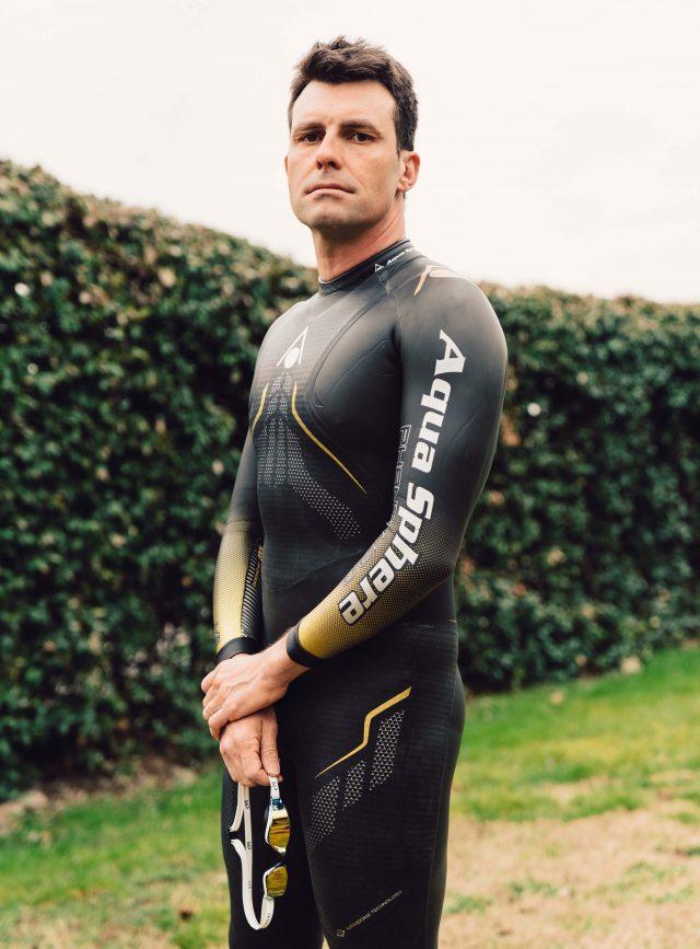 Ivan Risti testimonial e atleta Aqua Sphere, protagonista di questo articolo