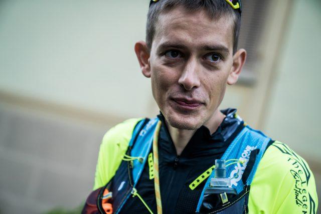 """William Boffelli, il ofrtissimo atleta di caa La Sportiva, sarà nuovamente alla partenza della Monte Rosa Skymarathon il 22 giugno in coppia con Hermann, grande assente il """"socio"""" Franco Collé."""