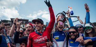 Amaury Pierron trionfa a Les Gets nel weekend della Presa della Bastiglia