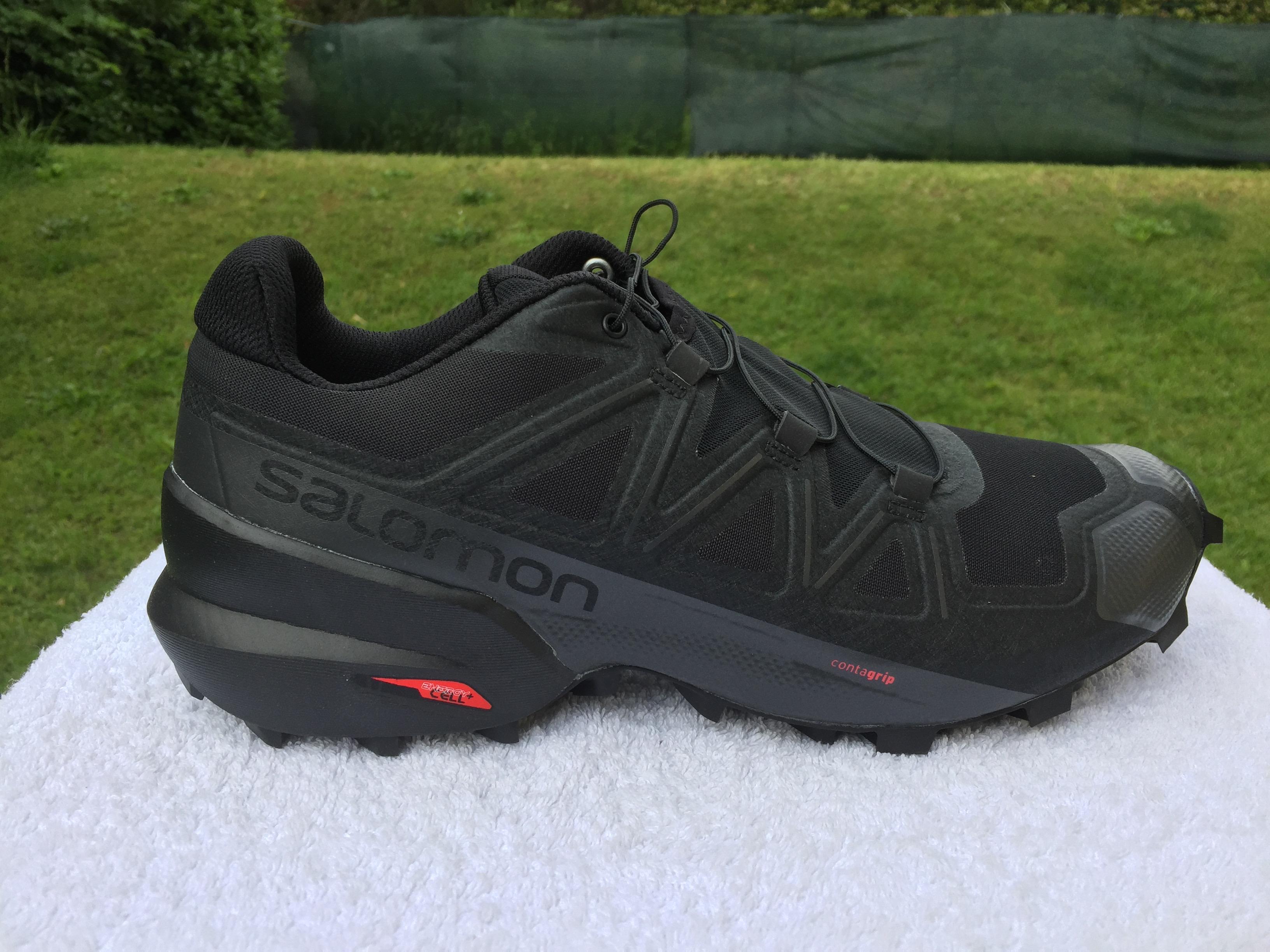 Test: le scarpe da trail Scarpe Salomon Supercross GTX