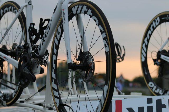 La bici per la salita è leggera e anche sicura - cover