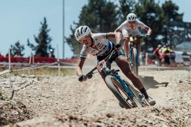 Jolanda Neff chiude il weekend di Vallnord con una vittoria Nello Short Track e un secondo posto nella competizione principale XCO