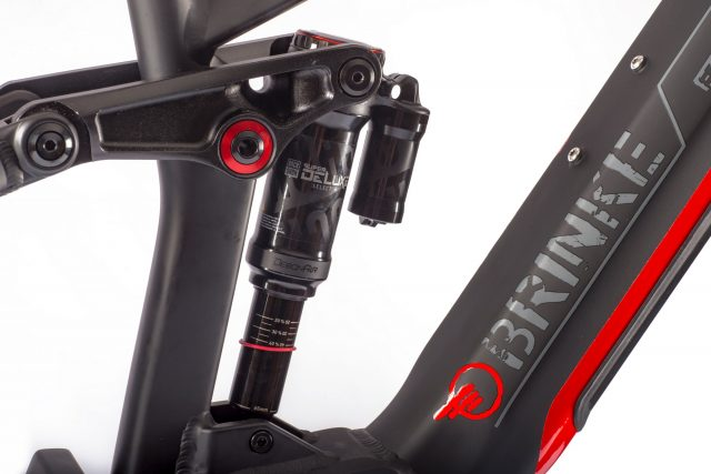 Ammortizzatore Rock Shox Super Deluxe con tecnologia Trunnion