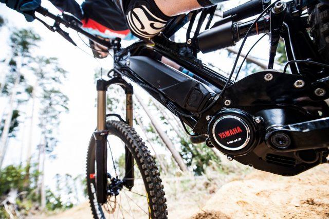 Yamaha PW-X2, massima espressione della tecnologia Yamaha Motor per il mondo eBike