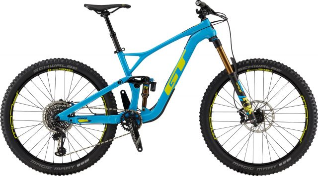 GT Force Carbon Pro - 5.499 €