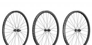 DT Swiss 1200 Spline: da sinistra a destra XRC da XC, XMC da trail biking, EXC per enduro