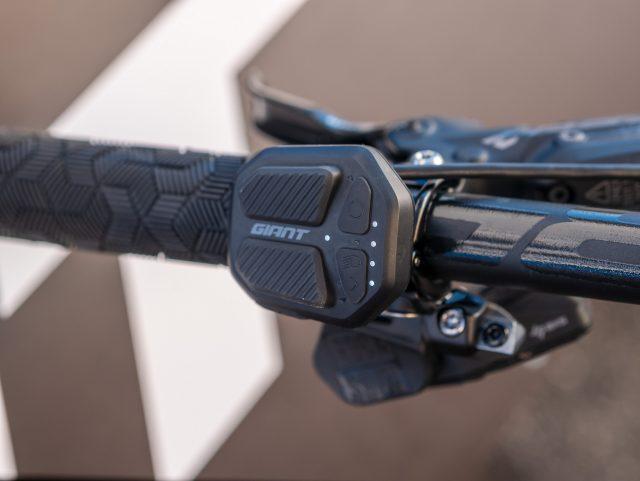 Il minimale comando RideControl One, compatibile ANT+ - foto: Cristiano Guarco