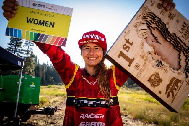 Isabeau Courdurier conquista le EWS 2019 con una gara d'anticipo