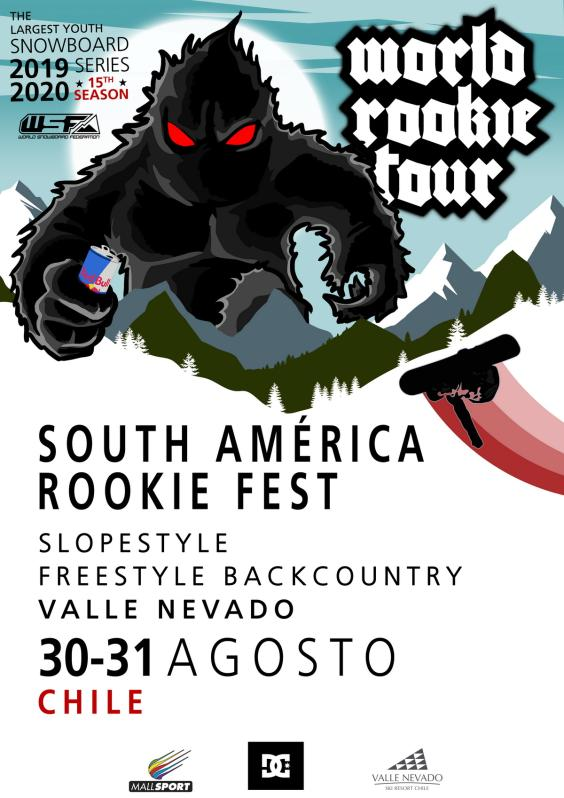 world rookie tour