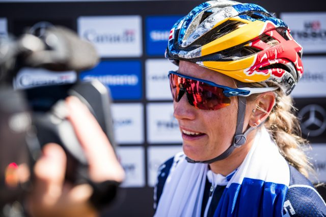 Pauline Ferrand-Prévot, al secondo mondiale XCO in carriera
