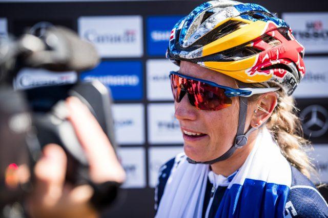 Pauline Ferrand-Prévot, al secondo mondiale XCO in carriera