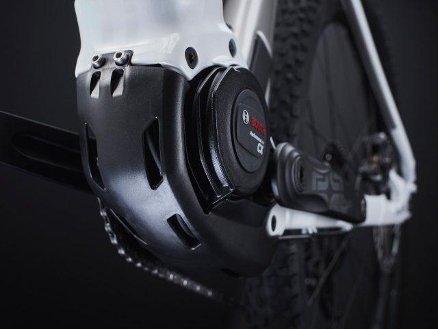 Protezione integrata sul motore Bosch Performance CX